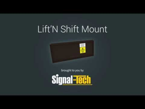 Lift'N Shift Wall Mount Installation