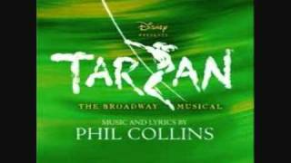 Tarzan: The Broadway Musical Soundtrack - 6. Son of Man