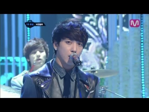 CNBLUE_Hey You(Hey You by CNBLUE@Mcountdown_2012.04.05)