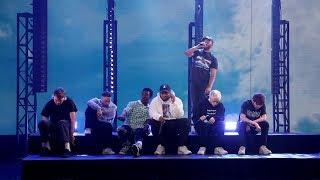 BROCKHAMPTON Performs Their Hit 'Boy Bye'   Exclusive