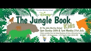Introducing the cast of 'Jungle Book Kids'