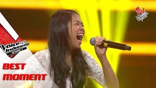 Anggis & Shakira & Andrew   The Blind Auditions   The Voice Kids Indonesia Season 2 GlobalTV 2017