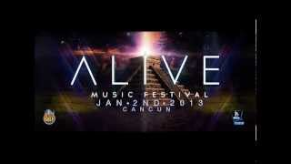 Alive Music Festival  The City Discotheque Cancn Mxico