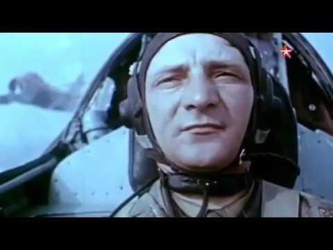 """Битва за небо--6 серия """"Быстрее звука"""" Док.фильм"""