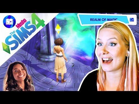 BONNIE V ŘÍŠI KOUZEL ● The Sims 4 - ŘÍŠE KOUZEL 01