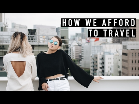 How We Afford To Travel All The Time
