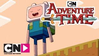 Adventure Time I MINECRAFT ÖZEL BÖLÜMÜ - ELMASLAR VE LİMONLAR I TAM BÖLÜM I Cartoon Network Türkiye