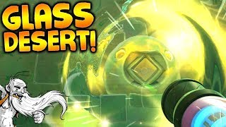 "Slime Rancher Gameplay - ""THE GLASS DESERT!!!"" - Let"