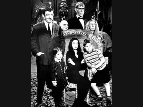 The Addams Family Theme - Vic Mizzy