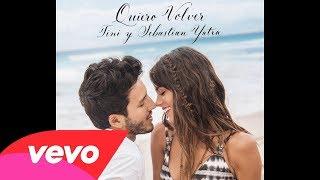 TINI, Sebastian Yatra ~ Quiero Volver (Audio Oficial)