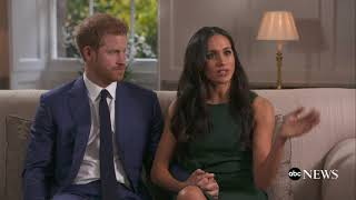 Gambar cover Prince Harry and Meghan Markle: The full interview