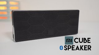 XIAOMI MI CUBE SPEAKER Review Indonesia