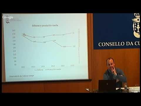 Datos da edición en Galicia 2006-2016