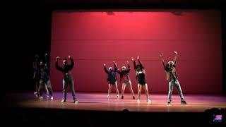 Spring 2018 HNU Dance Force Showcase Part 2