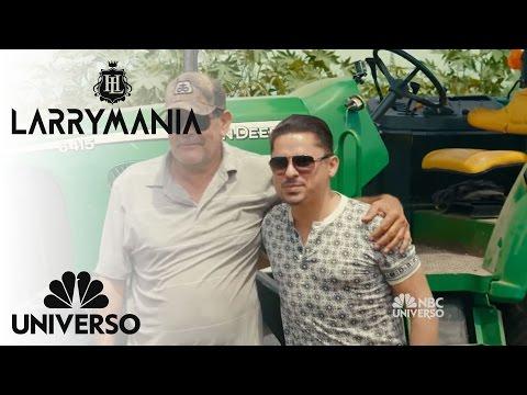 El reencuentro con papá | Larrymania | Universo