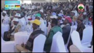 OPDO is changing the name to Oromo Democracy Party - Free