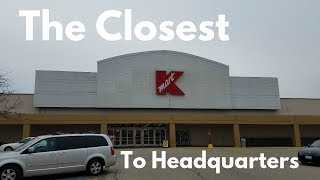 The Closest Kmart to Headquarters