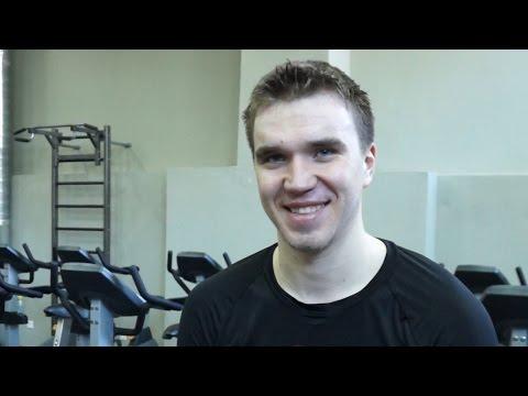 Никита Трямкин - о вызове с сборную России