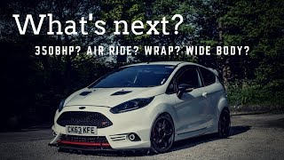 My Future Mods 350BHP? BAGS? WIDEBODY?