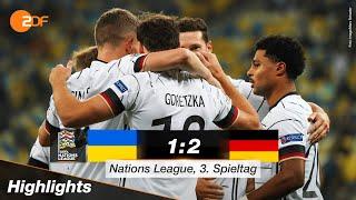 تحميل اغاني DFB-Team holt ersten Sieg | Ukraine - Deutschland 1:2 | UEFA Nations League - ZDF MP3