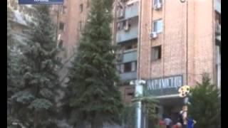 В Луганске взорвалась многоэтажка