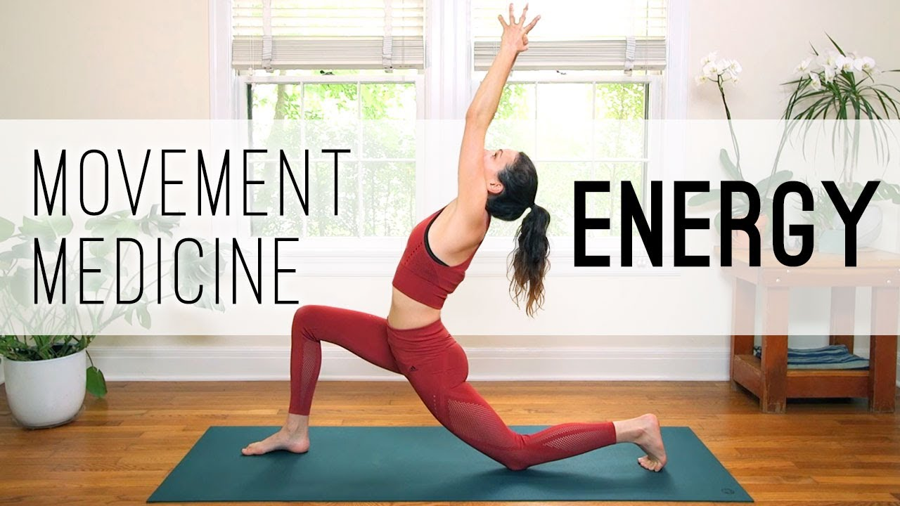 Movement Medicine - Energy Practice