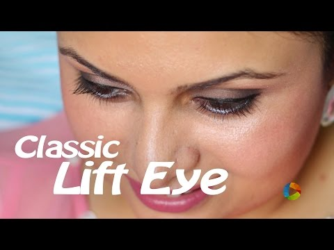 DIY - Classic Lift Eyeshadow / Makeup Tutorial