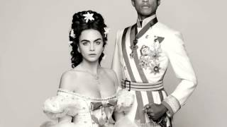 Pharrell Williams feat. Cara Delevingne - CC The World