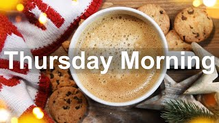 Thursday Morning Jazz - Good Mood Jazz and Bossa Nova Music for Winter Morning
