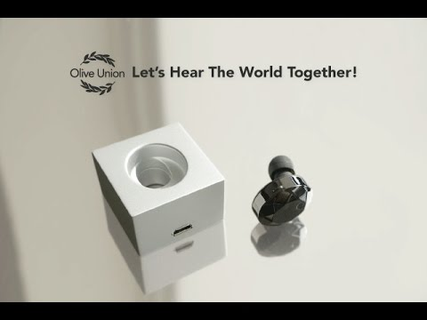Olive: Next – Gen Hearing Aid with a Social Mission-GadgetAny