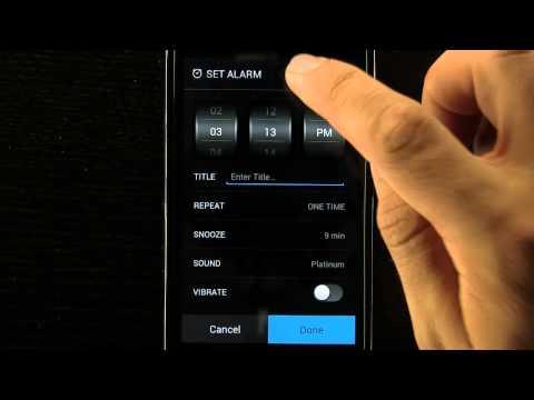 Video of Alarm Clock