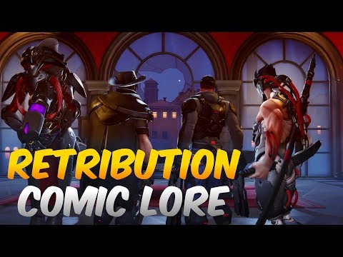 Retribution Comic