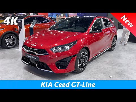 KIA Ceed GT-Line 2022 - FIRST Look in 4K | Exterior - Interior (Facelift)