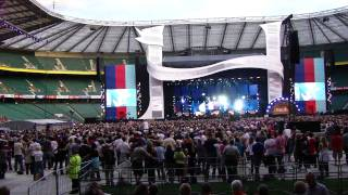 James Blunt, Live, 'You're Beautiful' Help for Heroes Concert