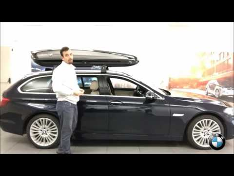 BMW - Accessori Auto: Box Tetto, Portasci e Portasnowboard
