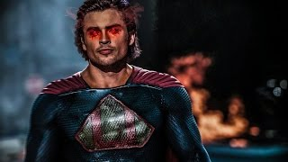 Smallville's Tom Welling as Superman (Theme from Superman Movie)