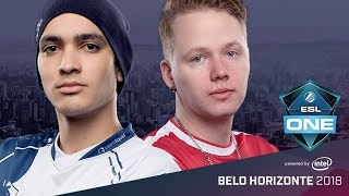CS:GO - Liquid vs. mouz [Inferno] Map 1 - Group B Winners