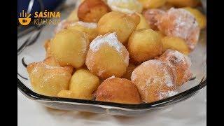 Fritule Od Pire Krumpira Leftover Mashed Potatoes Mini Donuts - Sašina Kuhinja