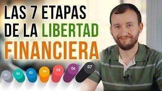 Video: Las 7 Etapas De La Libertad Financiera - ¿En Cuál Estás Tú?