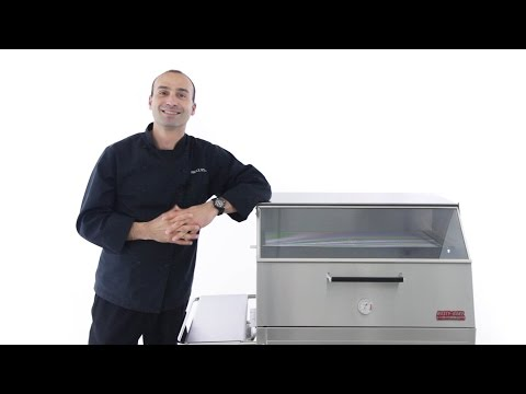 Hasty Bake Gourmet Charcoal Grill/ Smoker/ Outdoor Oven Review | BBQGuys.com