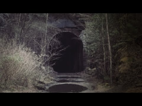 Download Abandoned Train Tunnel (We Were Being Followed) HD Mp4 3GP Video and MP3