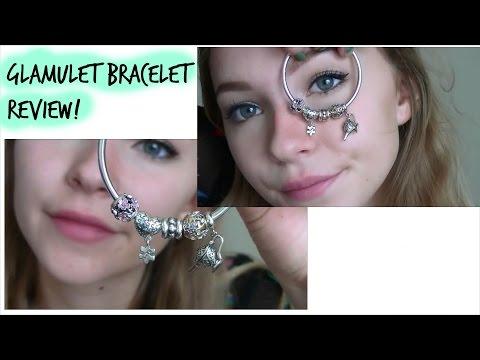 Pandora bracelet dupe: Glamulet Review
