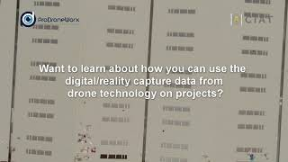 Using digital/reality captureinformation from drones on your construction and infrastructure projec