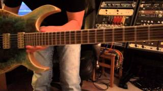 Skervesen Raptor 6 demo