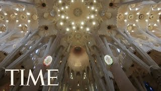 How Nature Inspired Gaudí In Creating La Sagrada Familia | TIME