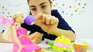 Барби и чашки-разукрашки! Приключения Барби - Мультики для девочек