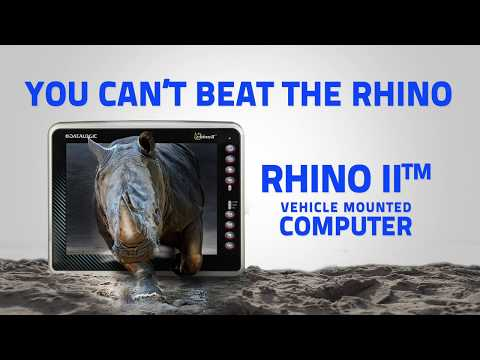 New Rhino II - You can't beat the Rhino