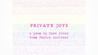 Private Joys