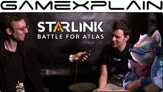 How Did Star Fox Make It into Starlink? - Developer Interview! - dooclip.me