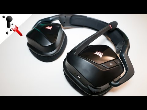 Corsair VOID PRO Wireless Headset Review